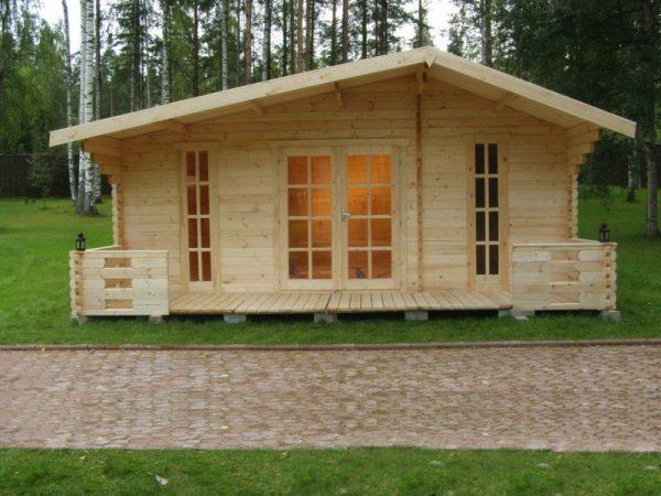 Удобства в летних домиках