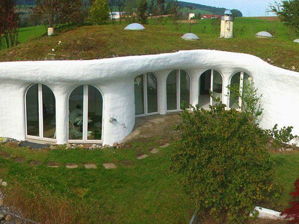 Разрешение на строительство подземного дома