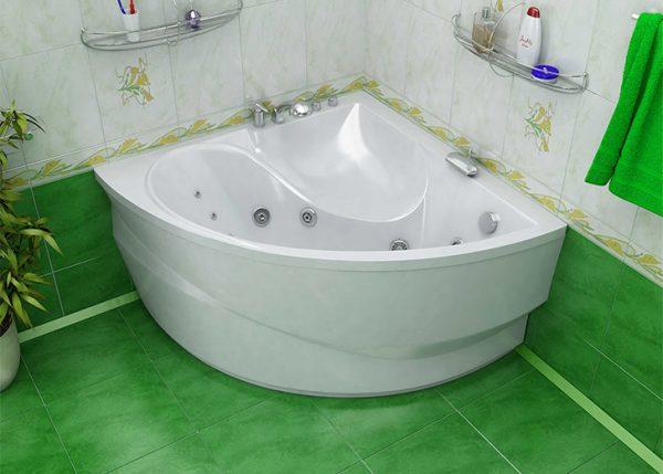 Акрил – материал для гидромассажных ванн