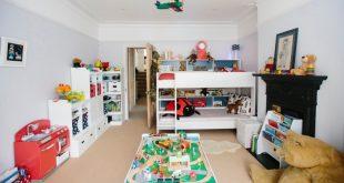 Дизайн и новый интерьер в детской