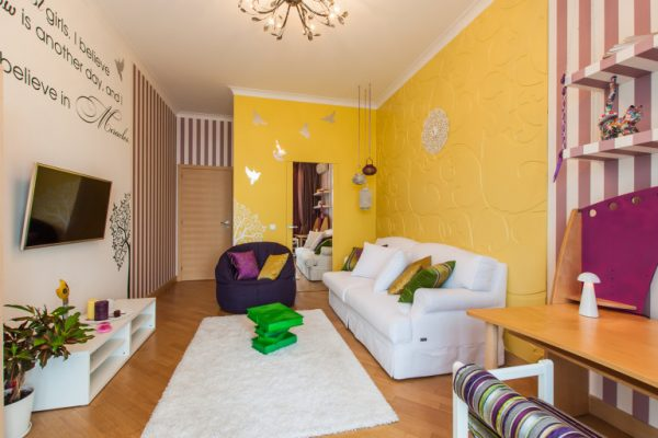 Как правильно подобрать интерьер квартиры