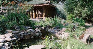 Проект японского сада
