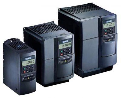 Частотный преобразователь Siemens