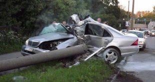 Mercedes-Benz снизил травматичность при авариях