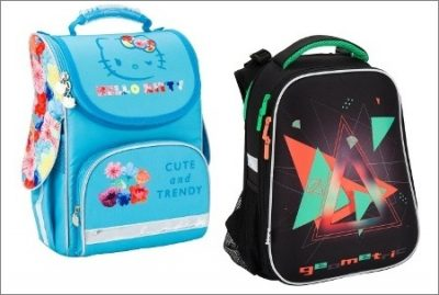 Выбираем школьный портфель