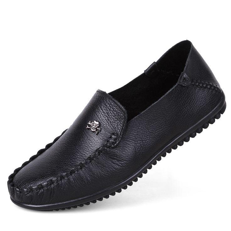 254263505c54ca40ca895deb35c669b6 mens loafers fashion flats