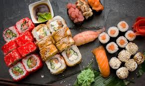 Доставка суши в Днепре