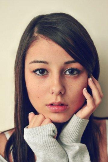 Неотразимая девушка (фото)