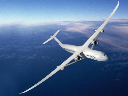 NASA. Самолеты будущего (фото)