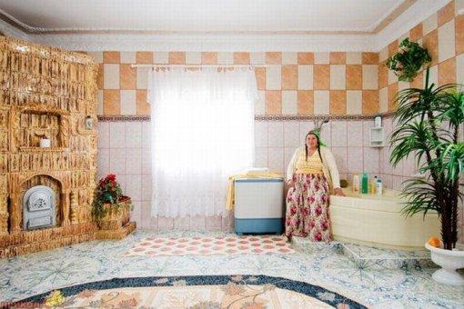 Как живут цыганские бароны (фото)